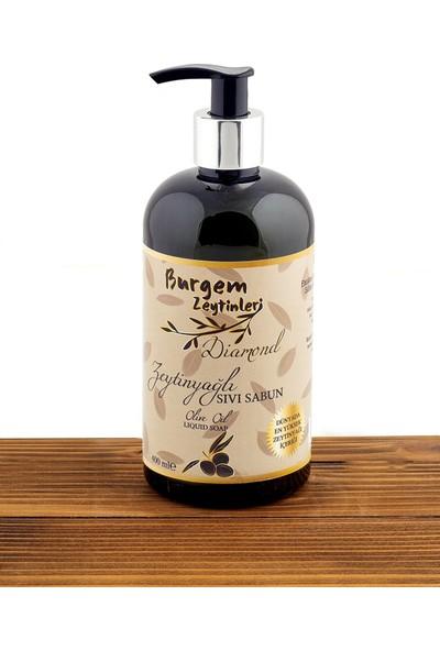 Burgem Zeytinleri Zeytinyağlı Sıvı Sabun