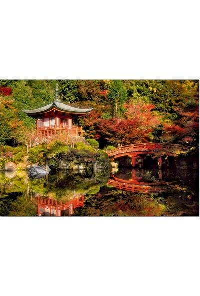 KS Games Puzzle Panorama Daigo Shrine Kyoto (1000 Parça)