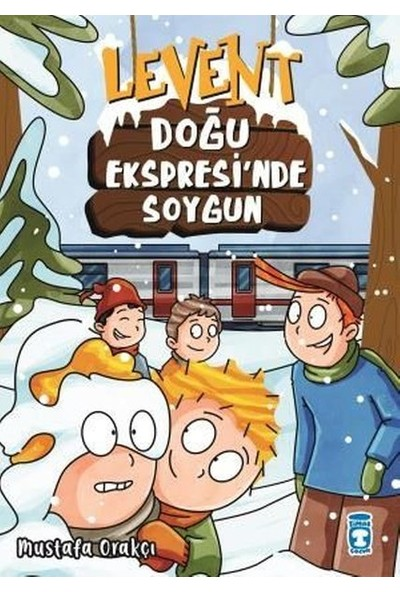 Levent Doğu Ekspresinde Soygun - Mustafa Orakçı