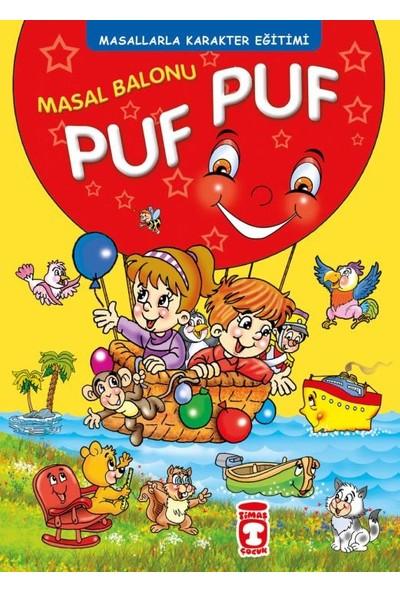 Masal Balonu Puf Puf - Müjgan Şeyhi