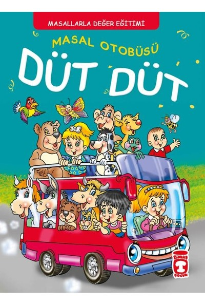 Masal Otobüsü Düt Düt - Müjgan Şeyhi
