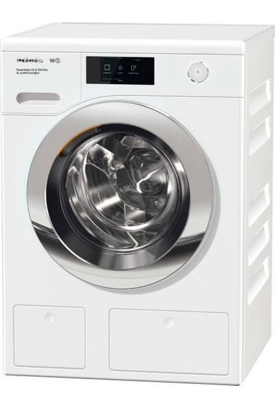 Miele WCR 860 WPS A+++ 9 Kg Yıkama 1600 Devir Çamaşır Makinesi