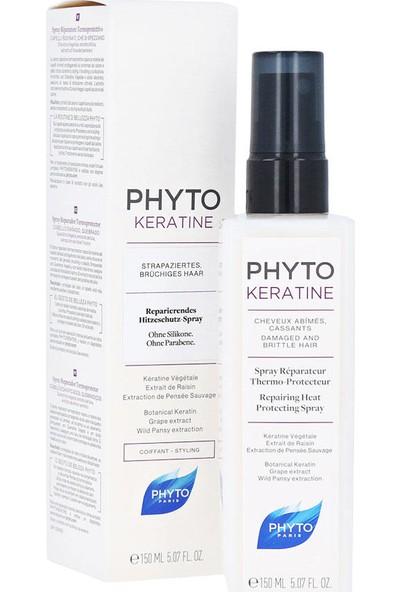 Phyto Phytokeratine Spray Repairing Thermal Protectant Spray 150Ml - Isıya Karşı Koruyucu Sprey