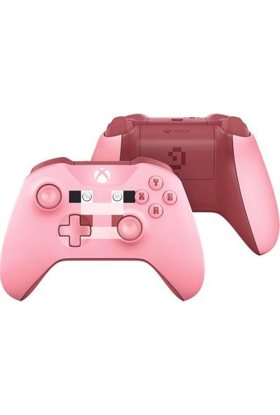 Microsoft Xbox One Minecraft Kablosuz Oyun Kumandası WL3-00053