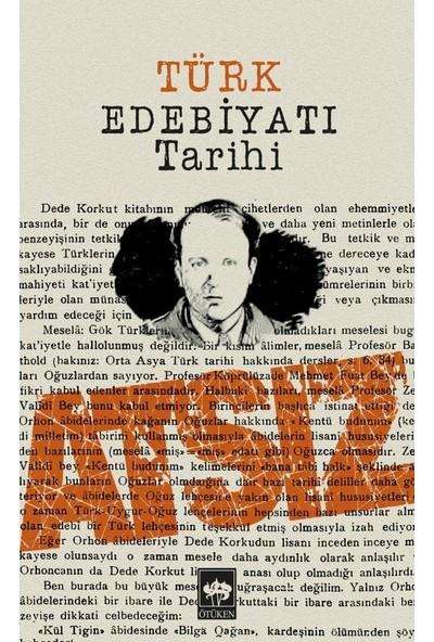 Türk Edebiyatı Tarihi - Hüseyin Nihal Atsız