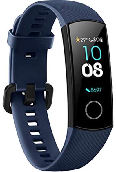 Honor Band 5 Su Geçirmez AMOLED Ekran Akıllı Bileklik Saat (İthalatçı Garantili) - Mavi