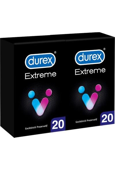 Durex Extreme Prezervatif 40'lı
