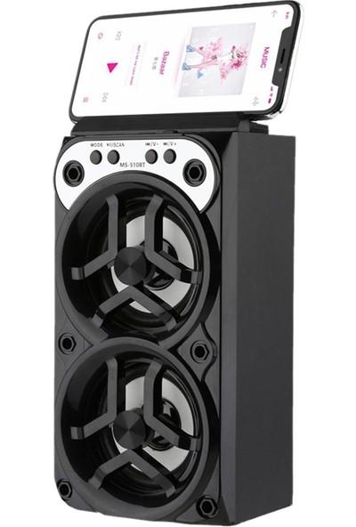 Kablosuz Bluetooth Hoparlör MS-510BT