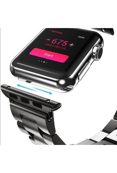 Zaks Apple Watch 38 mm - 40 mm Metal Kordon - Gold