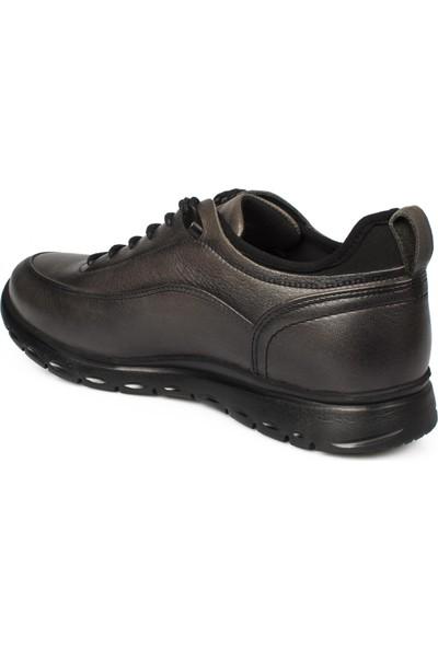 Greyder 13403 Comfort Füme Erkek Ayakkabı