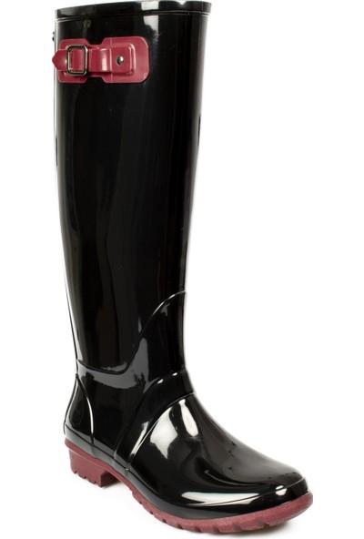 Igor W10134 Combi Siyah Kadın Çizme