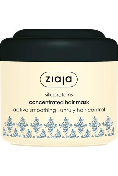 Ziaja İpek Proteinleri Konsantre Saç Maskesi 200 ml