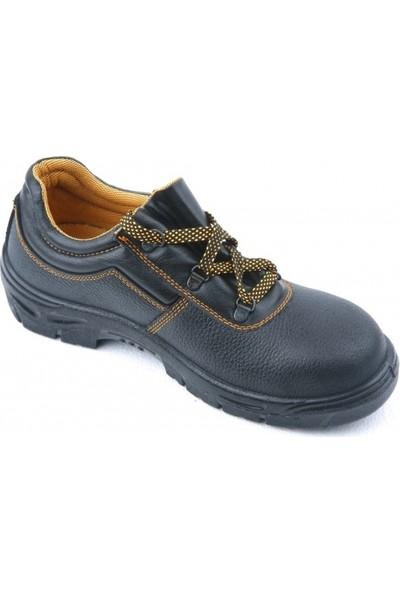 Yellow Road Deri İş Güvenlik Ayakkabısı 9101