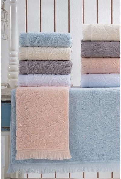 Marie Claire Havlu-Banyo Havlusu Orelıe 70 x 140 Cm Pudra 100% Pamuk