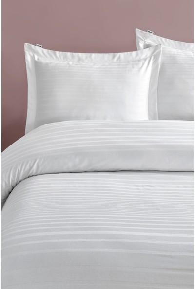 Marie Claire Otel Serisi-2 Li Yastık Kılıfı Montreal Pamuk Saten 50 x 70 Cm O x ford Be