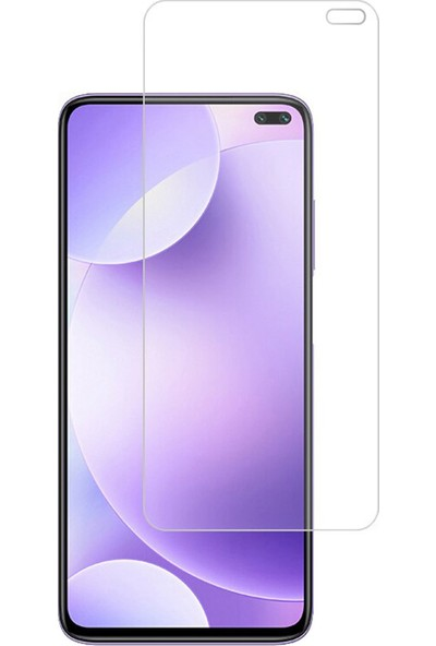 Microcase Xiaomi Redmi K30 Tempered Glass Cam Koruma