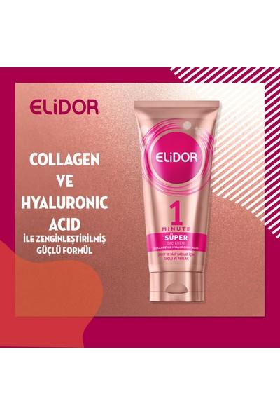 Elidor 1 Minute Güçlü ve Parlak Süper Saç Kremi 170 ML