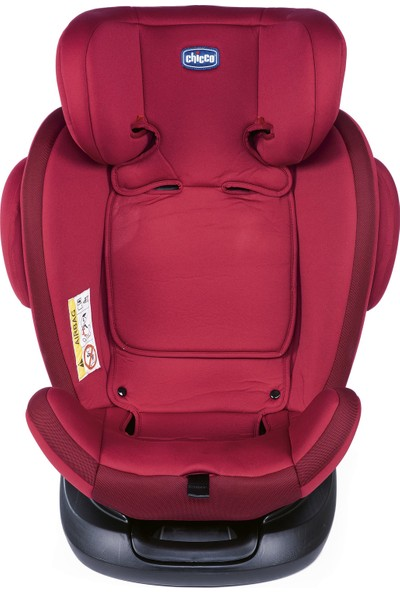 Chicco Unico 0 1 2 3 İsofix'li Oto Koltuğu 0-36 kg Red Passion