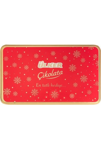 Ülker Çikolata Kutusu ( 8 Adet Çikolata )