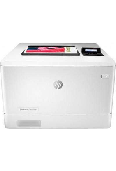 HP Laserjet Pro M454DN Renkli Lazer Yazıcı W1Y44A