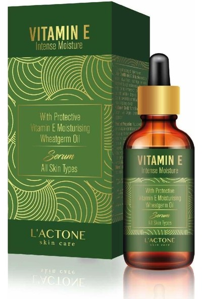 L'actone Vitamin E Serum