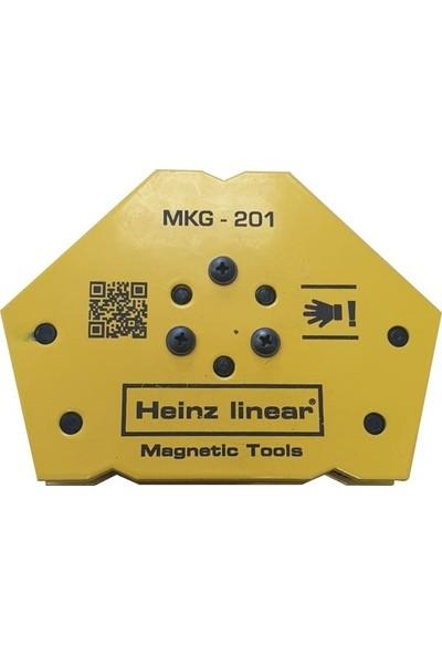 TM Kaynak İçin 5 Açılı Kaynak Tutucu Manyetik Gönye