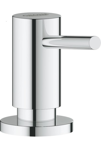 Sıvı Sabunluk Tezgahüstü Krom - 40535000