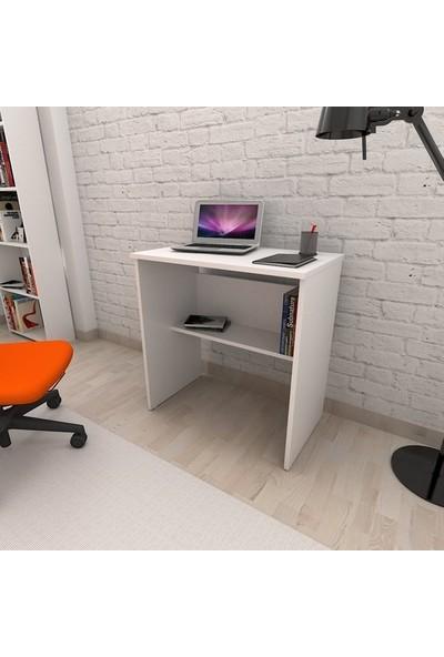 Badem Mobilya Çalışma Masası Bilgisayar Masası