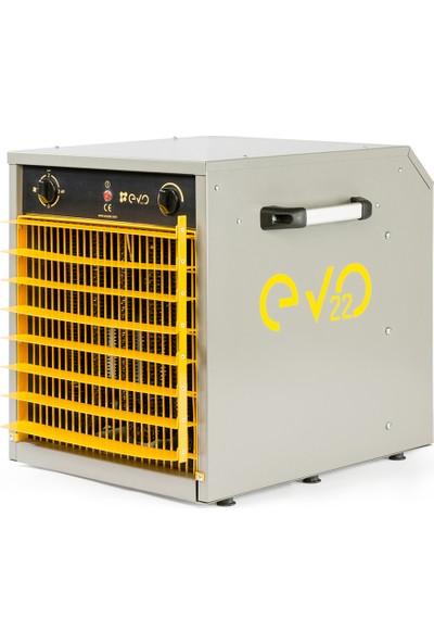 Evotech Evo 22 Elektrikli Fanlı Isıtıcı