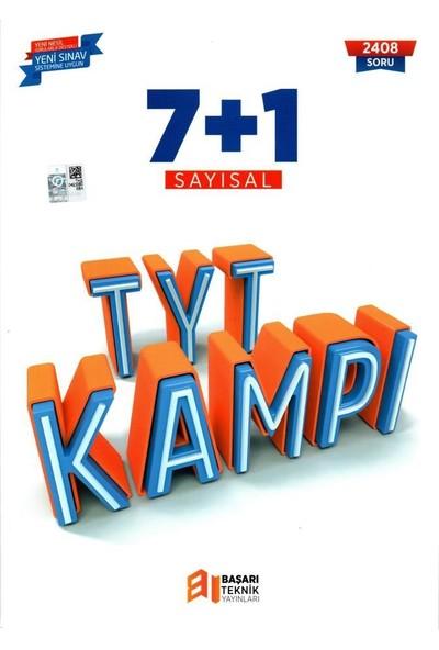 Başarı Teknik Yayınları 7+1 Sayısal TYT Kampı