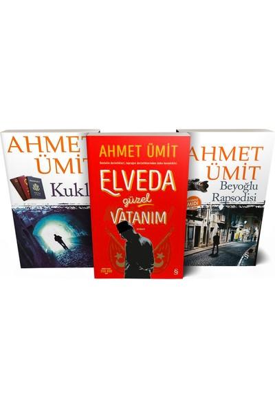 Ahmet Ümit - 3 Kitap Set