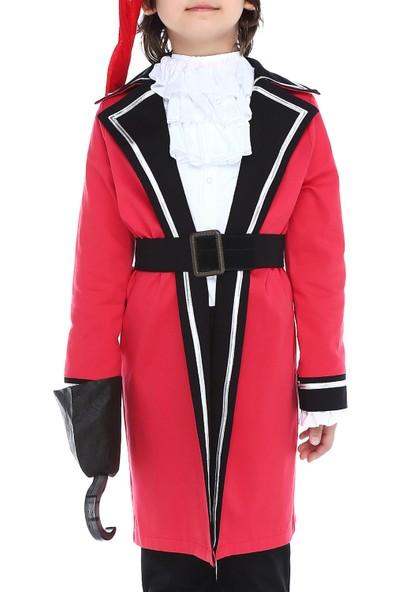 Tülü Akkoç Çocuk Korsan Kostümü