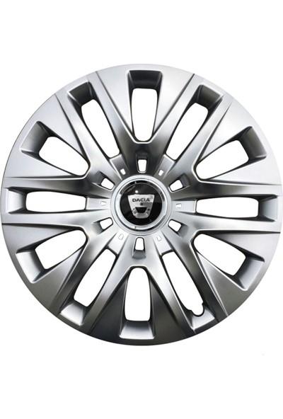 """Şanlı Tuning Dacia Sandero 16""""inç Jant Kapağı 4 Adet"""