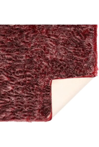 Hepsi Home Ucu Boyalı Halı - 180 x 240 cm - Kırmızı