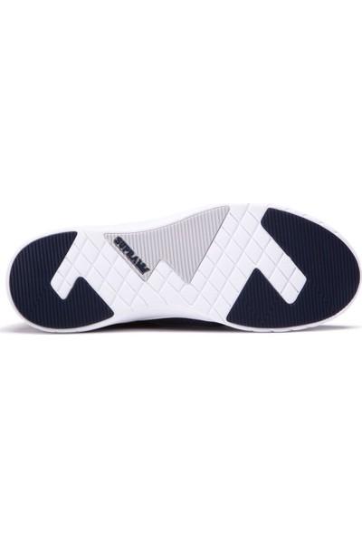 Supra Scissor Lt Grey Navy White Ayakkabı 45
