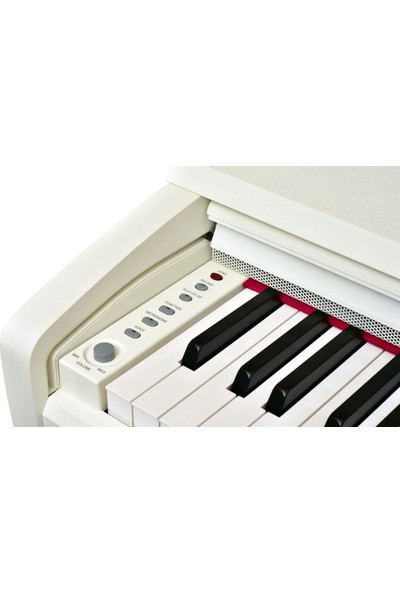 Valler M8X Dijital Piyano Beyaz M8 X