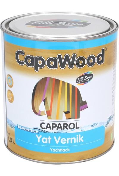 Filli Boya Capawood Dekoratif Yat Vernik 2,5 lt