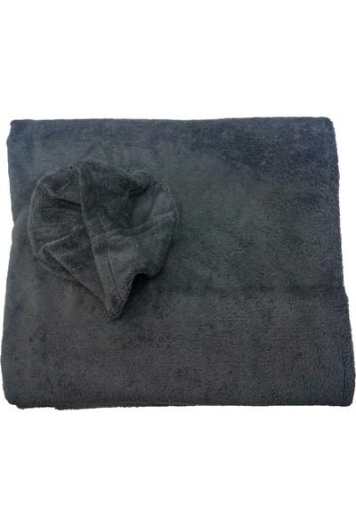 Bol Ticaret Tekstil Yakalı Masaj Yatağı Havlusu 100 x 220 cm