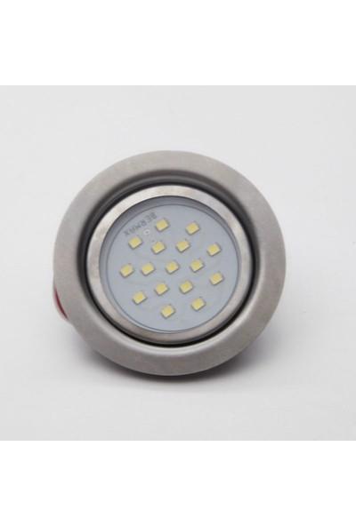 Bermax Mobil Gömme Spot Çoklu LED Beyaz Işık 3W