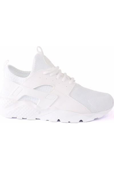 Letoon Hunger Erkek Günlük Ayakkabı - Beyaz Beyaz