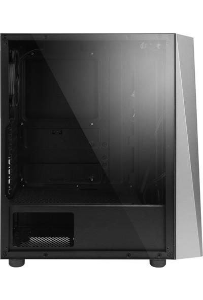 Zalman S4-PLUS(BL)-500W ATX Midi Tower Kasa
