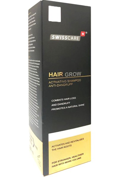 Swisscare Hairgrow Anti Dandruff Shampoo 250 ml
