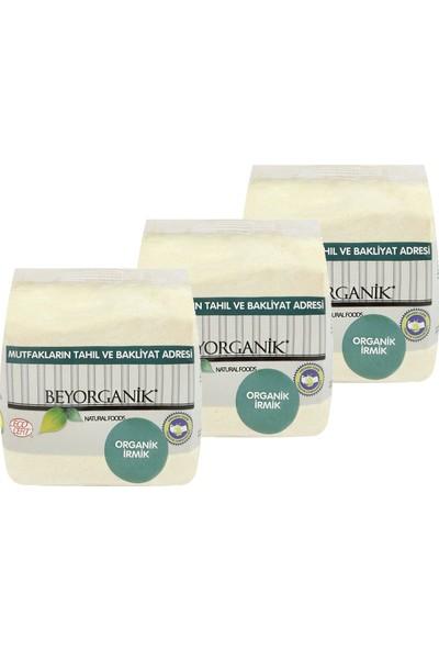 Beyorganik Organik Bebek İrmiği 350 gr - 3 Adet