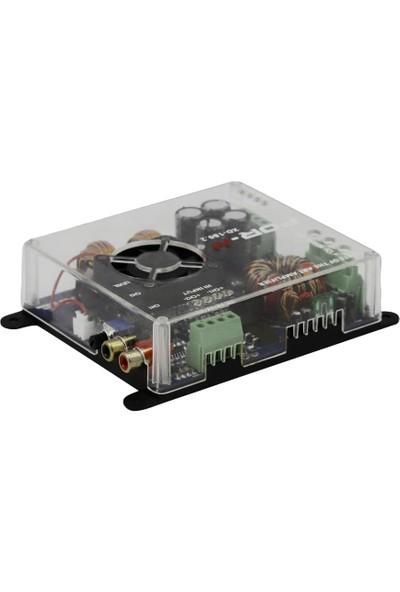 For-x XD-180.2 2 Kanal 2 x 180 W Amplifikatörü