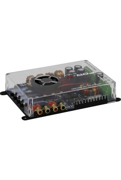 For-x XD-100.4 Clas D 4 x 50 W Mini Amplifikatör