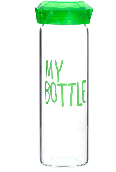 My Bottle Kristal Kapak Matara 550 ml