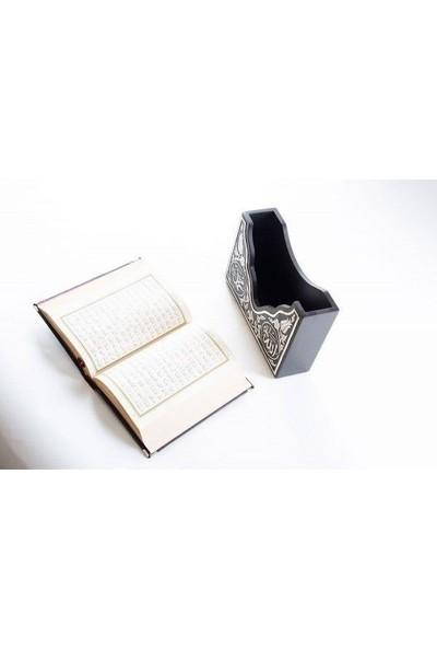 Gümüş Kaplama Zarf Kuran Kutusu ve Kuranı Kerim - Ahmet Hüsrev Altınbaşak