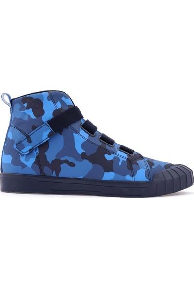 Letoon 7037 Erkek Günlük Ayakkabı - Hava Kamuflaj