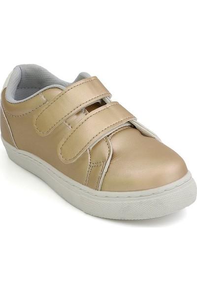Letoon 8287 Çocuk Günlük Ayakkabı - Altın