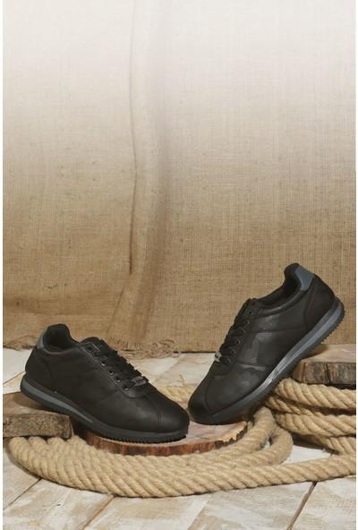 Letoon 7122 Unisex Günlük Ayakkabı - Siyah
